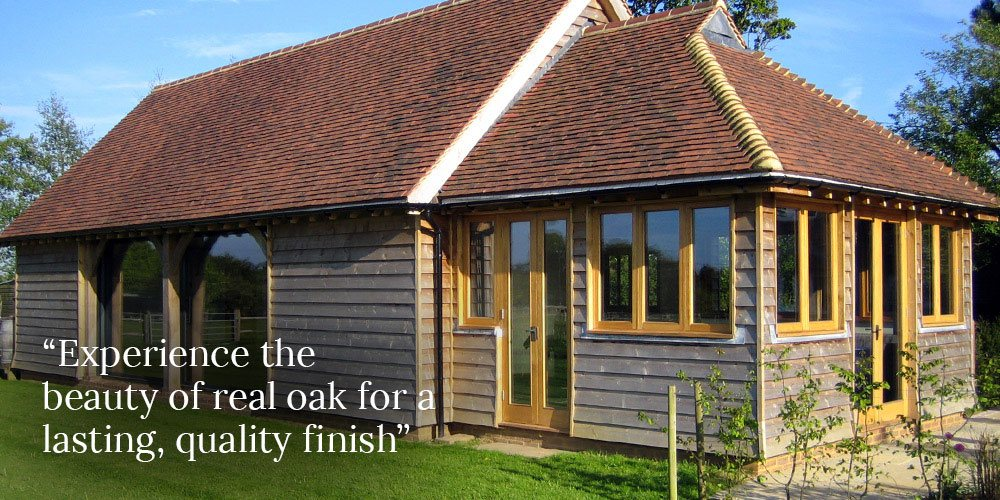 Traditional Oak Framed Buildings