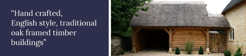 Traditional Oak Buildings Devon